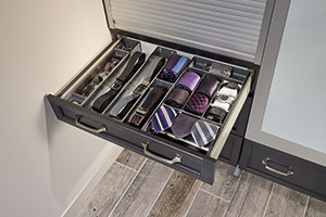 Customizable Cabinet Drawer Storage