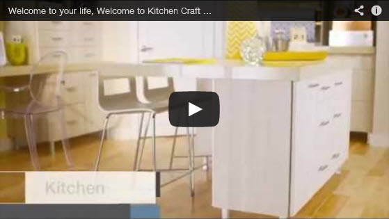 Welcome to Kitchen Craft Cabinetry video