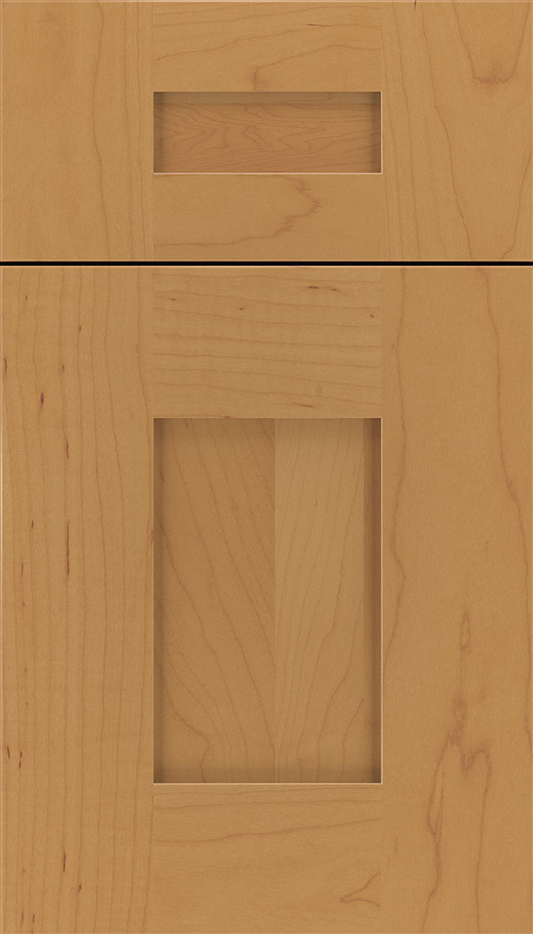 Newhaven 5pc Maple shaker cabinet door in Ginger